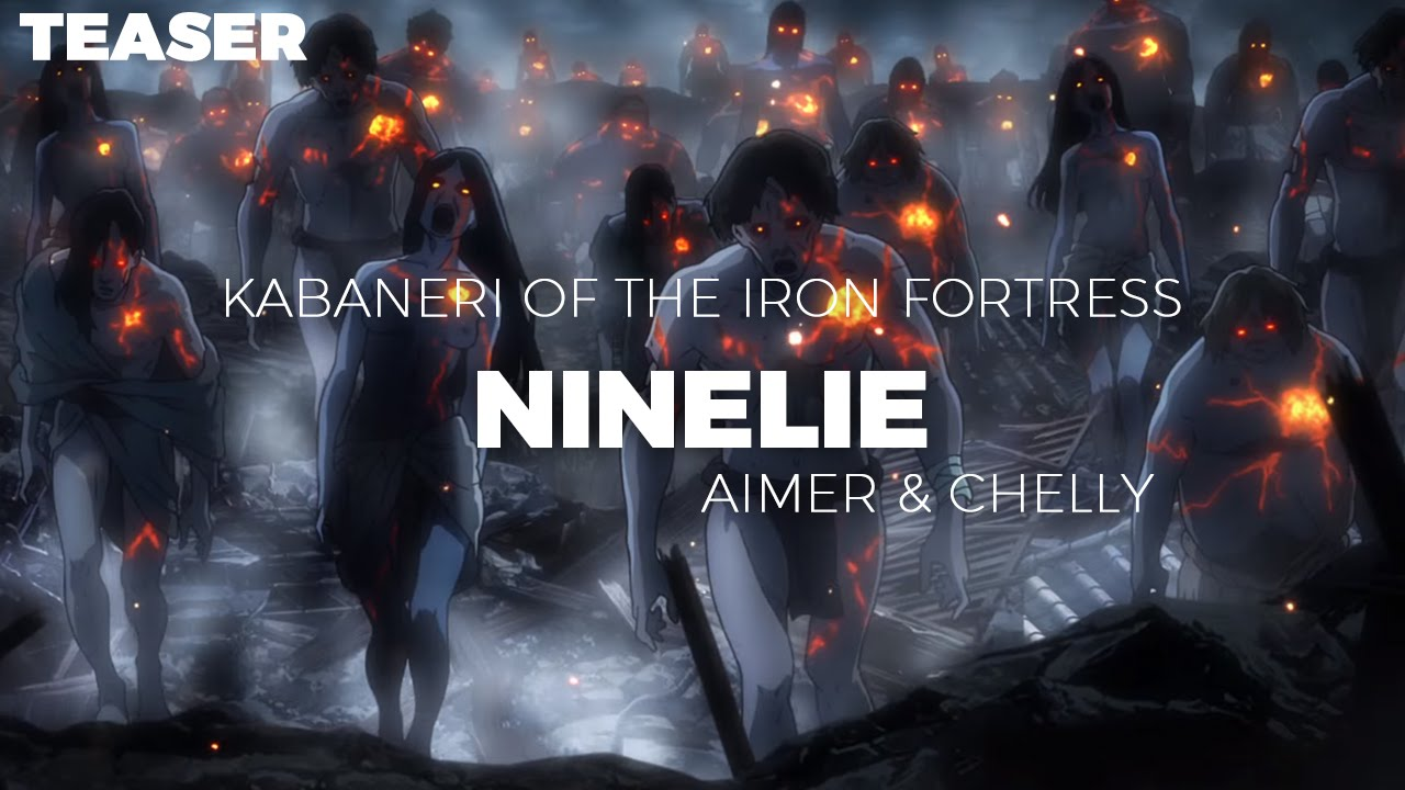 "Aimer's New Single ""ninelie"" for Anime ""Kabaneri of the Iron Fortress"" to be Released on 11th May"
