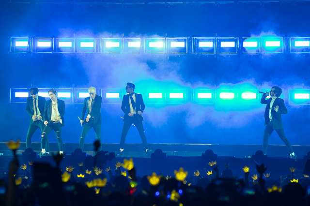 BIGBANG to hold a guerrilla concert. Time and location as yet unknown!
