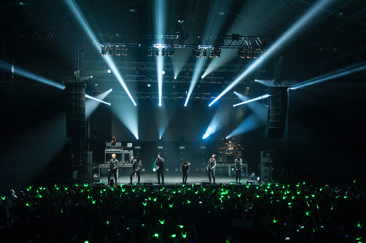 Photo Gallery: B.A.P Live On Earth Sydney – Big Top Luna Park (27.05.16)