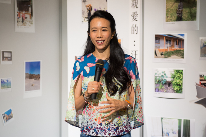 Karen Mok speaks about her new album and photo exhibition at her Sydney Press Conference