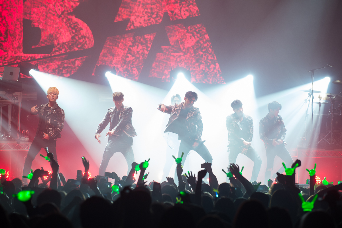 Live Review: B.A.P Live On Earth 2016 World Tour – Big Top Luna Park, Sydney (27.05.16)