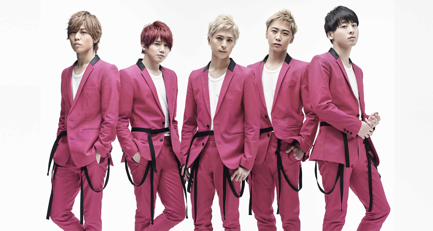 Japanese boy group Da-iCE to make appearance at California's FanimeCon