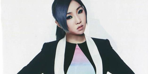 Minzy signs with CJ E&M's entertainment agency The Music Works