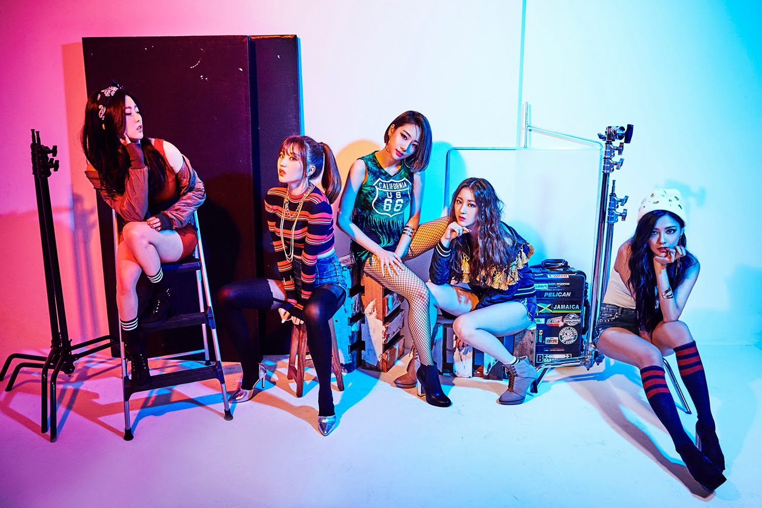 Three RaNia members leave group and agency