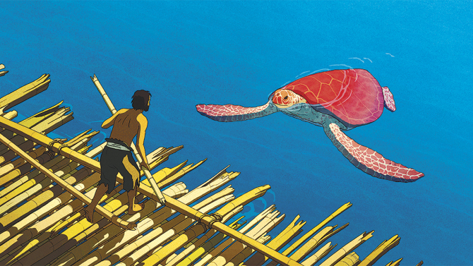"Studio Ghibli co-production ""The Red Turtle"" wins Special Jury Prize at Cannes"