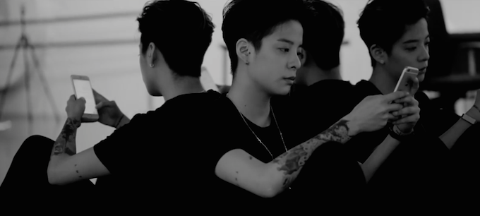 f(x)'s Amber drops surprise video teaser & details of upcoming new digital single