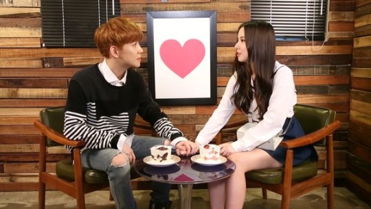"Block B's Kyung and GFRIEND'S Eunha to play new couple in second season of ""Oh My God! Tip."""