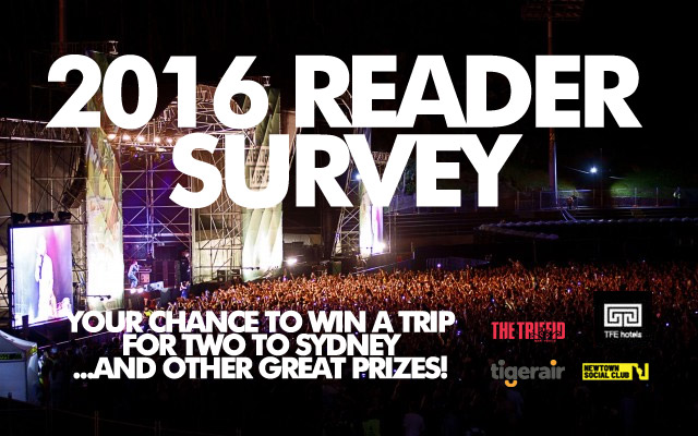 2016 Hello Asia! Reader Survey: Win a trip for two to Sydney, a night out in Brisbane and more!
