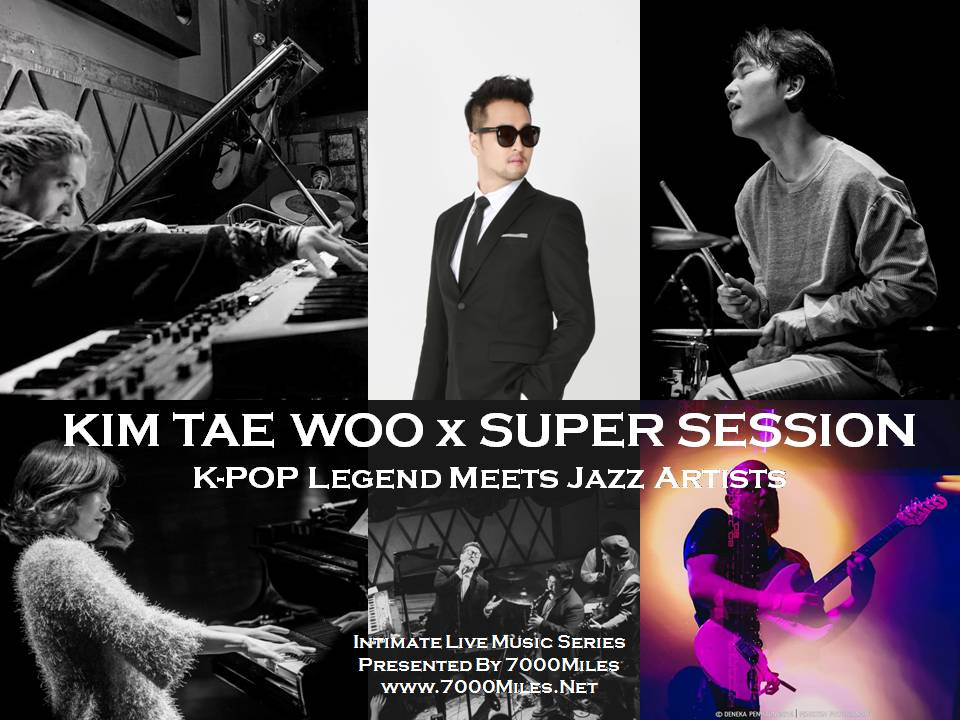 Korean music legend Kim Tae Woo to tour US with intimate concerts in Washington DC and New York City