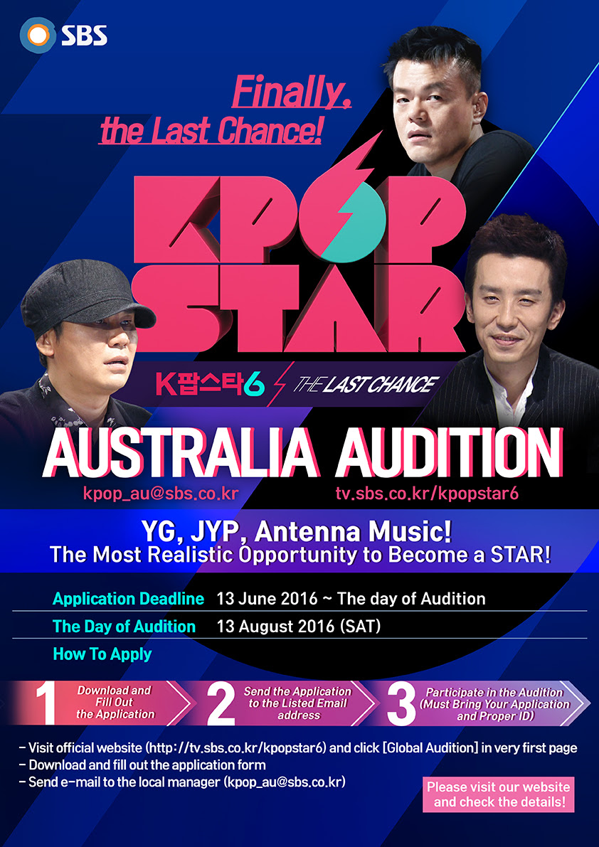 how to become kpop star