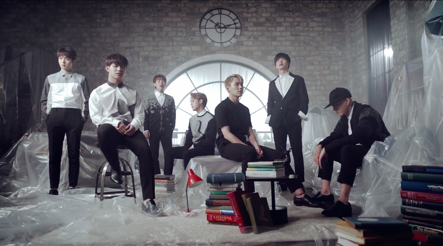 "Fall in ""L.U.V"" with BTOB's latest Japanese release"