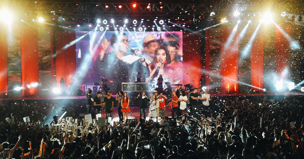 Live Review: YouTube FanFest – World Trade Center, Manila (27.05.16)