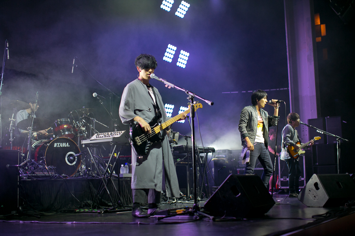 Photo Gallery: flumpool – Millian, Singapore (23.07.16)