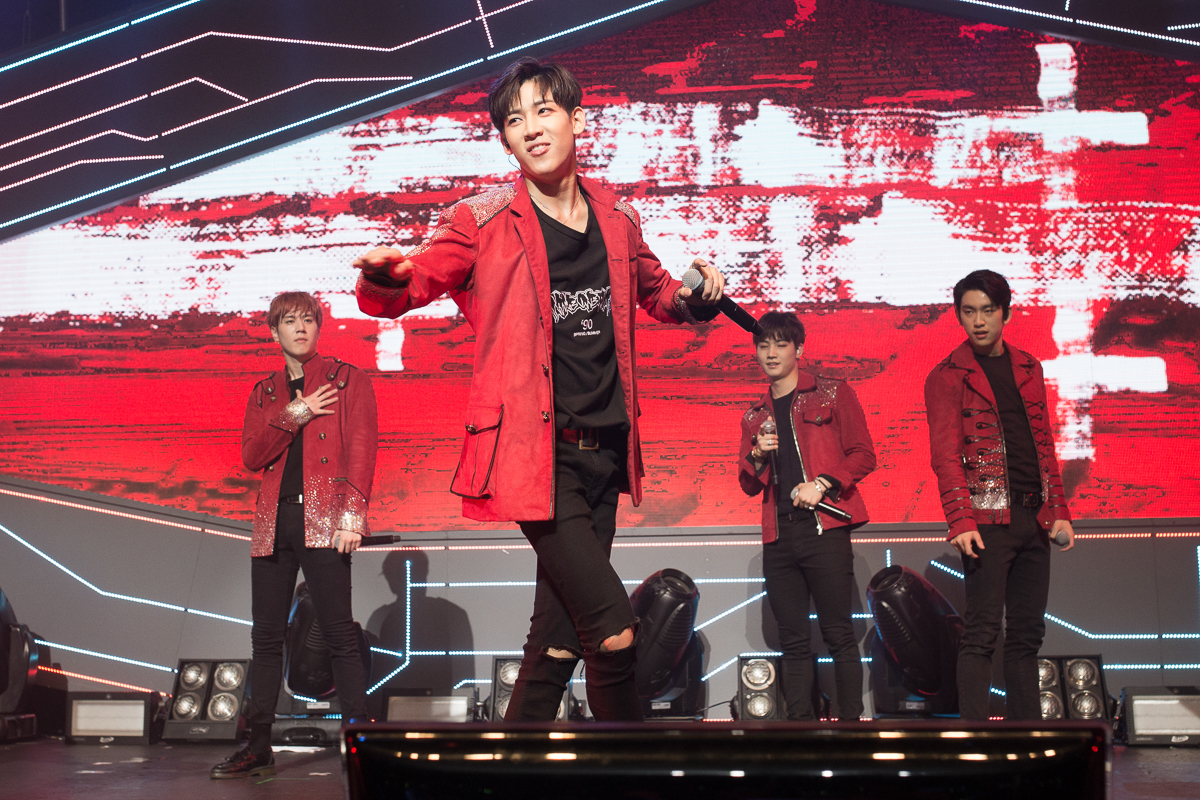 Live Review: GOT7 Fly in USA – The Novo by Microsoft, Los Angeles (10.07.16)