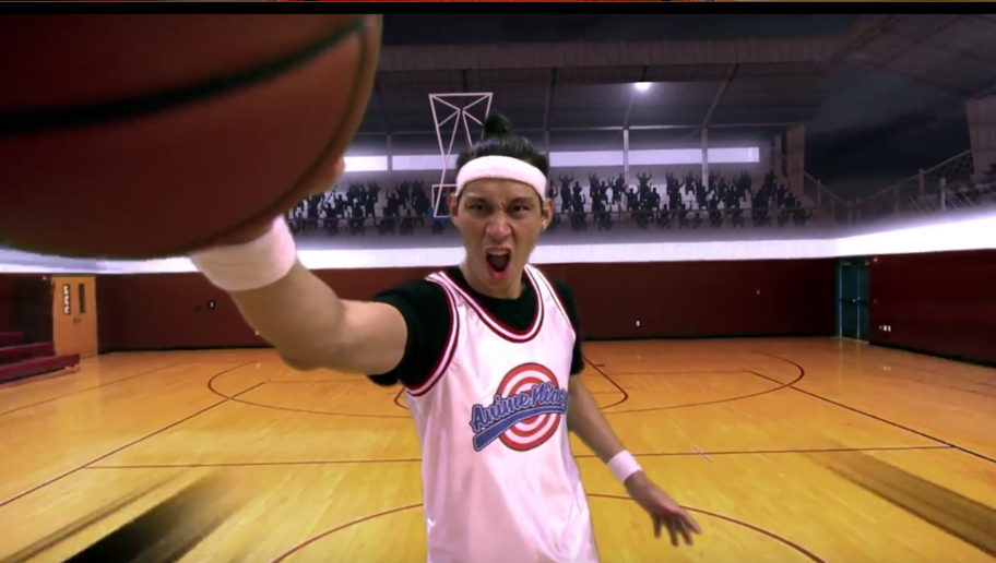 Space Jam 3 anime parody starring Jeremy Lin is the best thing we've seen this week