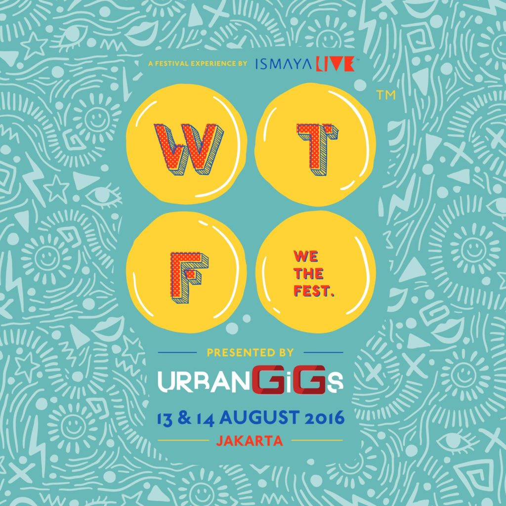 We The Fest Logo