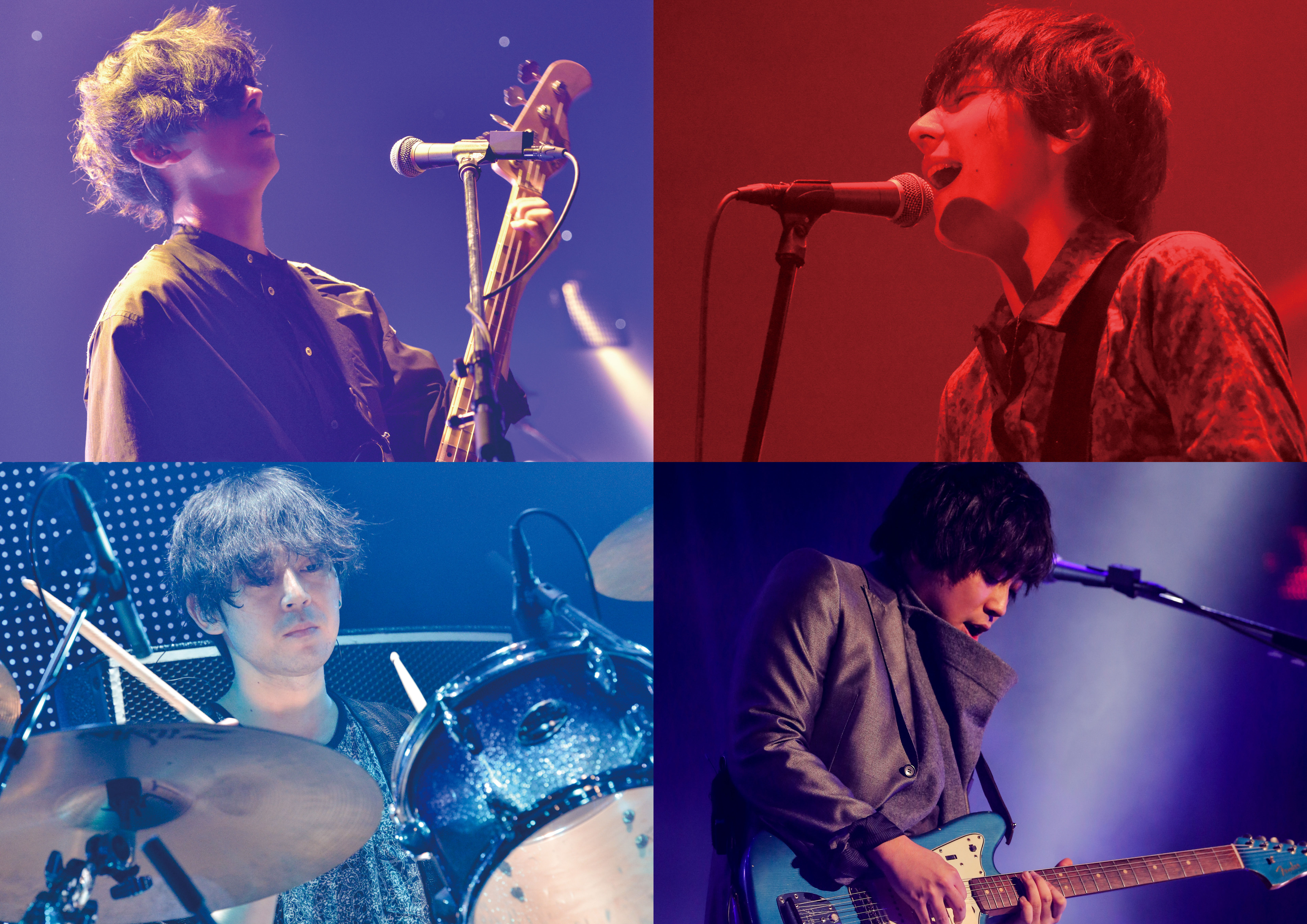 flumpool returns to Singapore for WHAT ABOUT EGGs? Tour