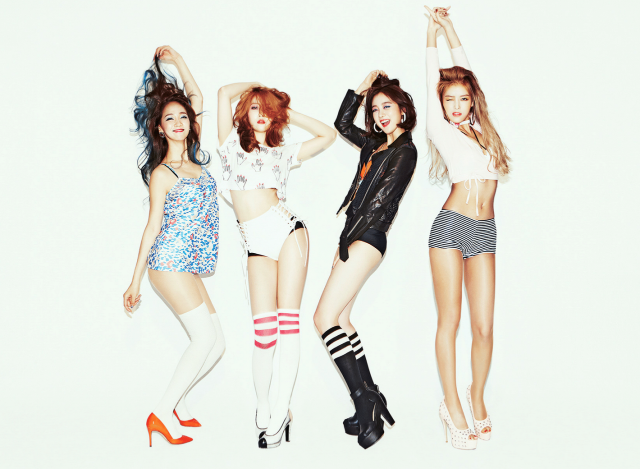 """Wonder Girls take over the charts with comeback album """"Why So Lonely"""""""