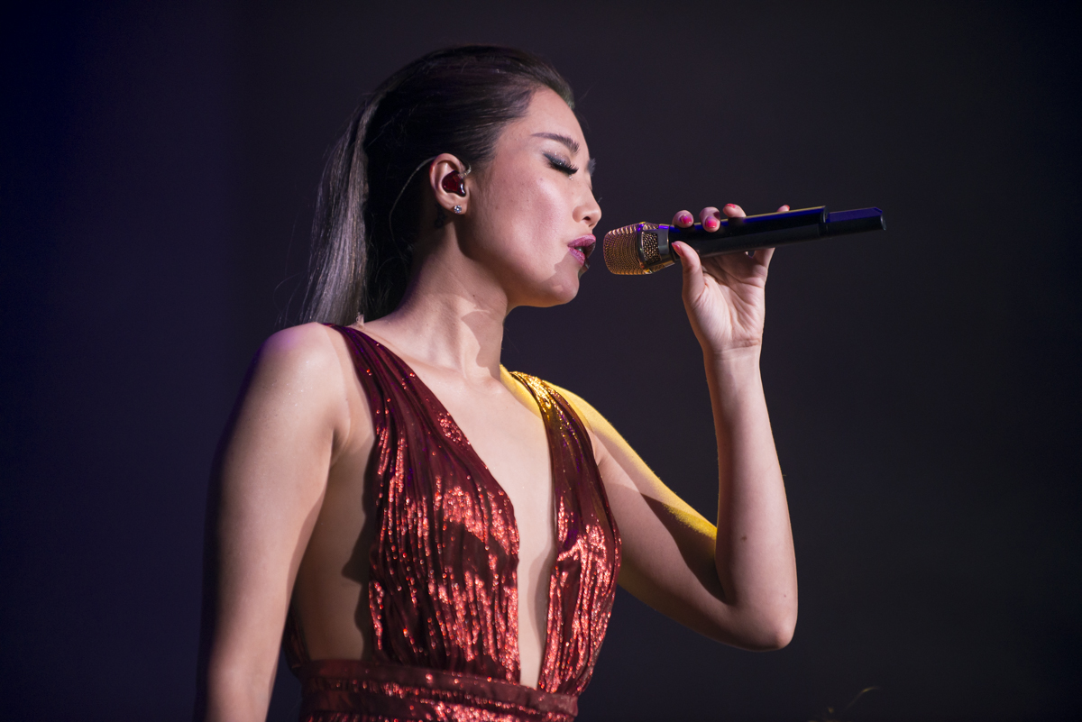 "Live Review: A-Lin ""Sonar World Tour""– Plenary, Melbourne Convention And Exhibition Centre (12.08.16)"