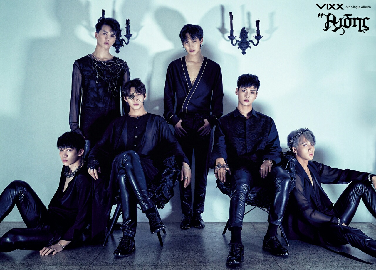 Let VIXX Be Part Of Your 'Fantasy'
