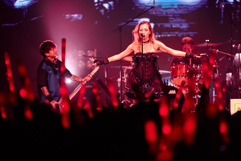 Japanese artist Anna Tsuchiya wows Shanghai audience at Road To Asia