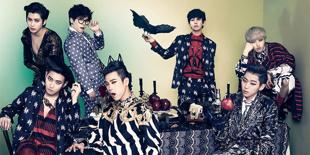 Block B announce five city October European tour through MyMusicTaste