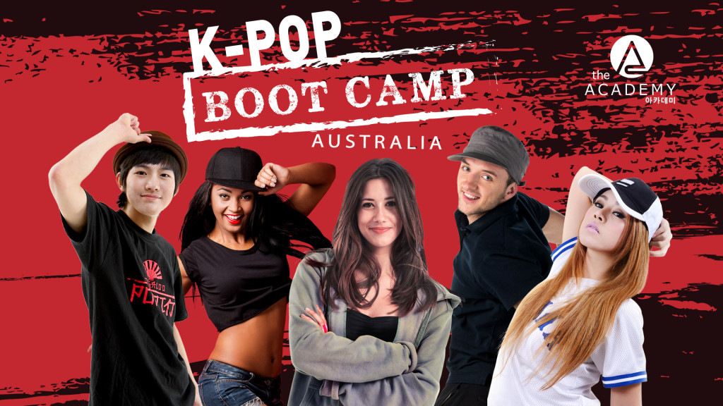The Academy K-Pop Boot Camp Wildcard contest now open! Vote for your favourite contestant