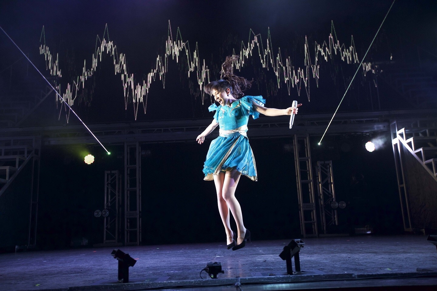 Perfume starts their 'Cosmic Explorer' US tour with a sold out Los Angeles show