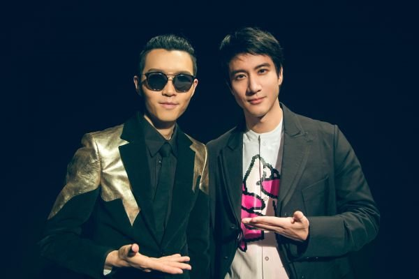 "Be prepared to jam to Khalil Fong and Leehom Wang's ""Flow"""