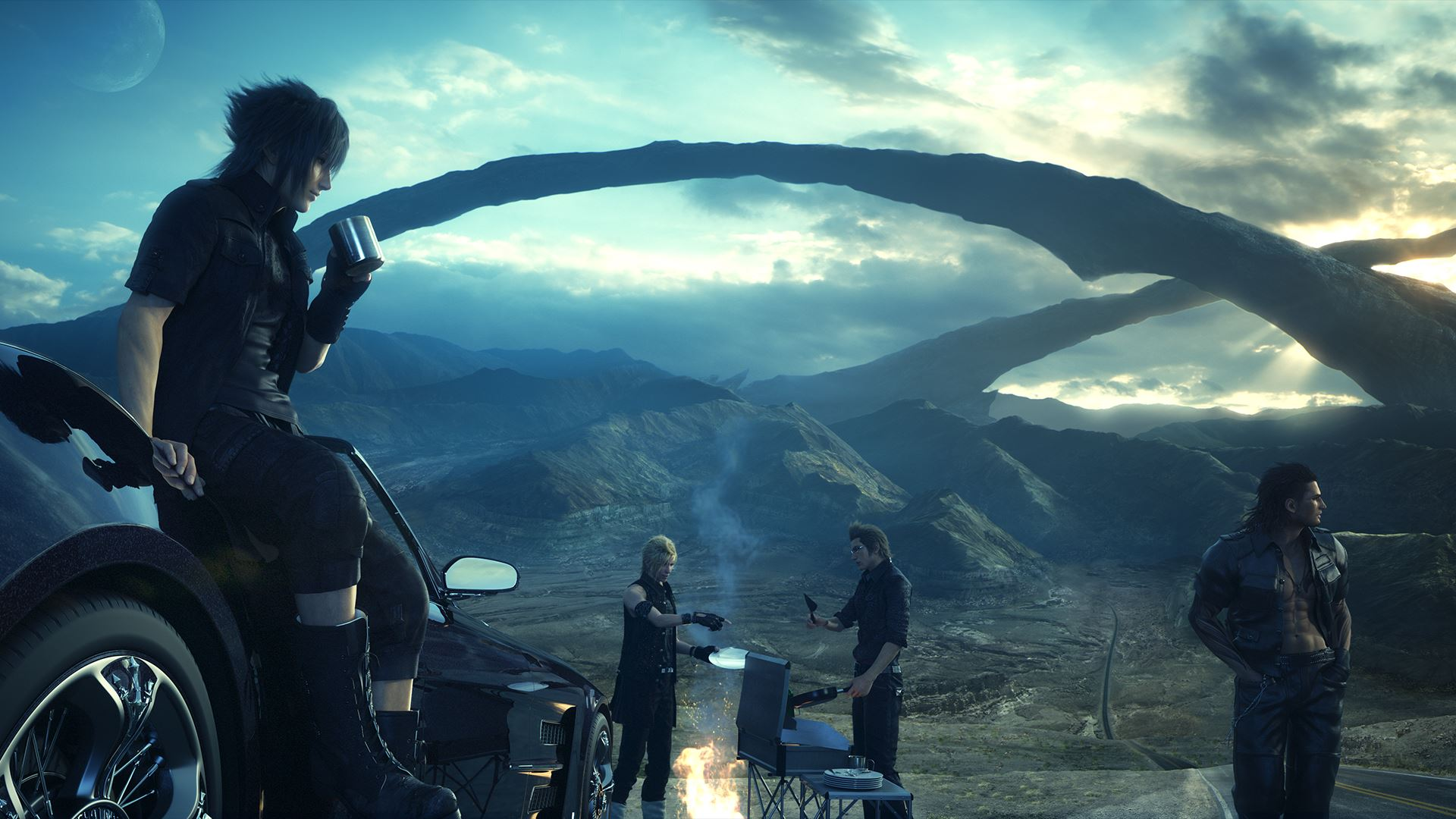 Final Fantasy XV and Kingdom Hearts 2.8 to be available to play for the first time at Madman Anime Festival