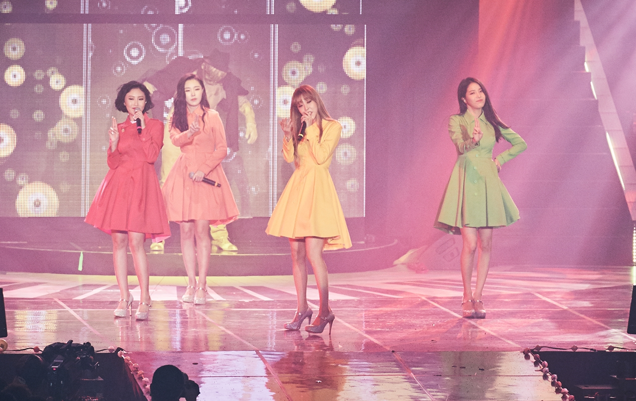 """Live Review: MAMAMOO """"MOOSICAL"""" – Olympic Hall, Seoul (13.08.16)"""