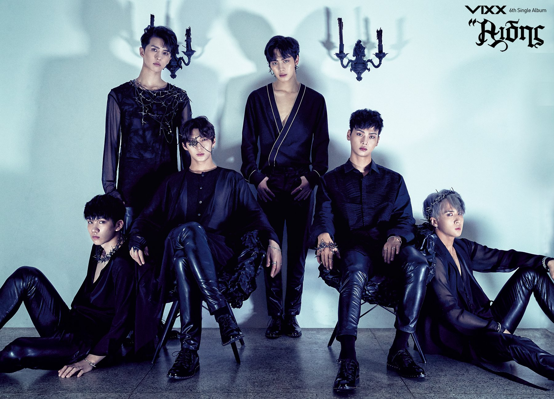 "VIXX will be back again with a dark eerie concept for their 6th single ""Hades"""
