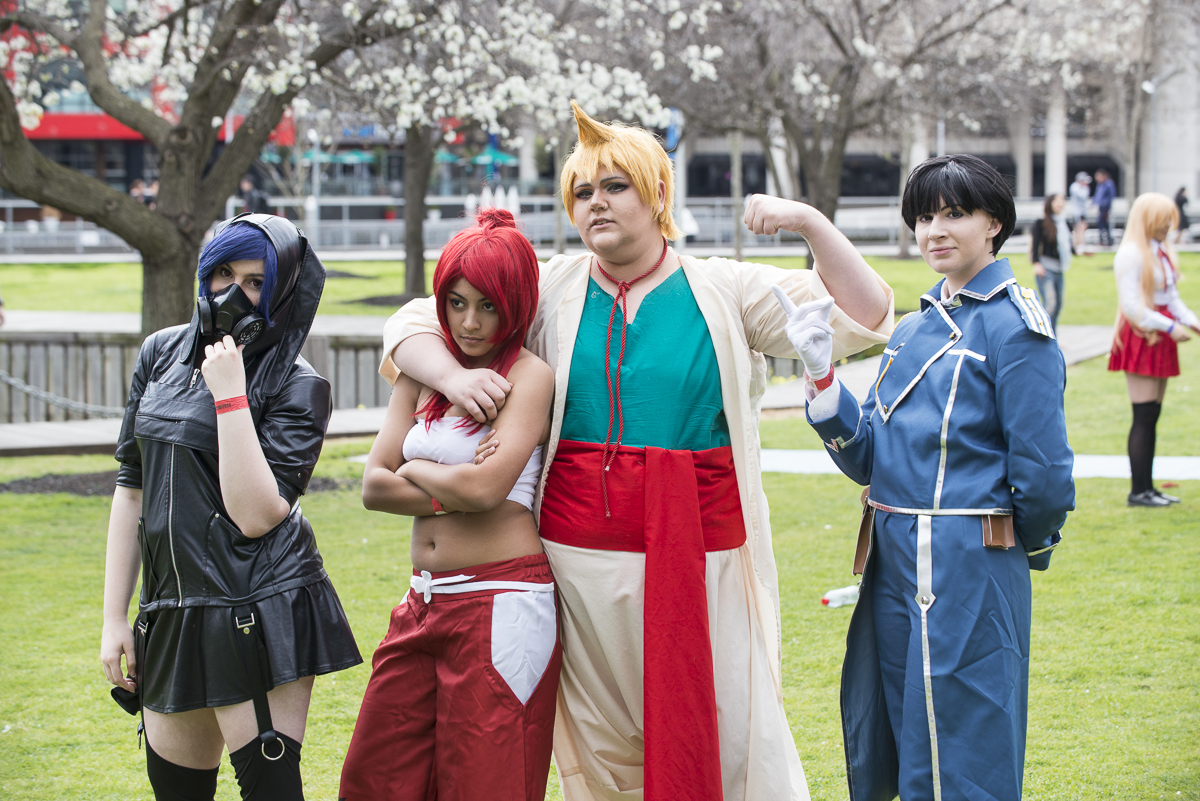 Photo Gallery: Madman Anime Festival Day 2 – Melbourne Convention and Exhibition Centre (04.09.16)