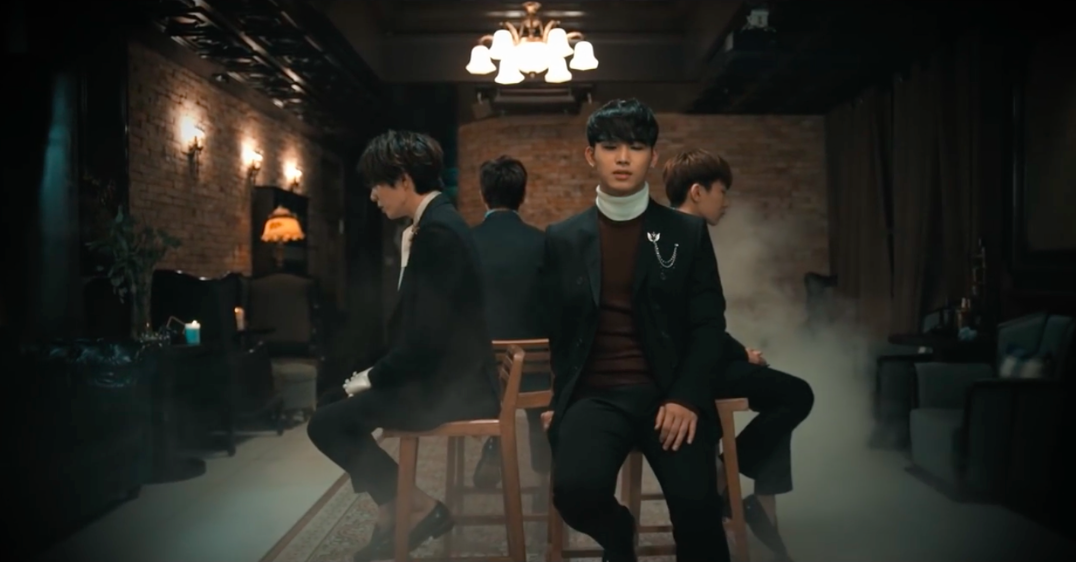 BTOB's first sub-unit BTOB-BLUE makes a beautiful ballad debut with 'Stand By Me'