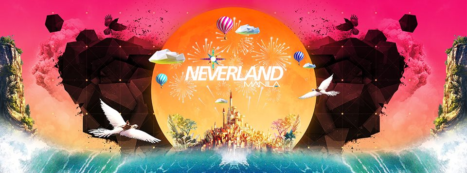 The Biggest EDM Party in Manila – Neverland Manila 2016 announce ticket sales