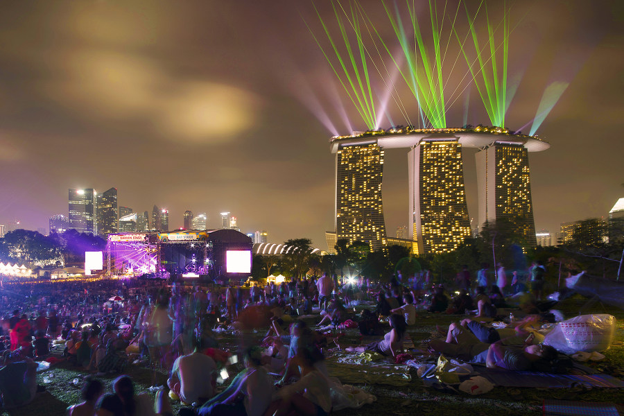 Save the date for Laneway Festival in Singapore. Back for its 7th Edition in January 2017