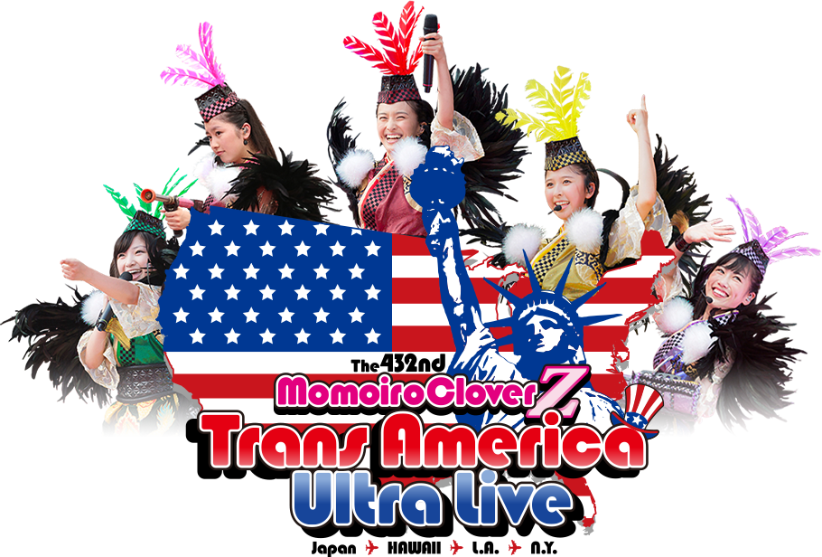Momoiro Clover Z US Tour 'Trans-America Ultra Live' to be held in November