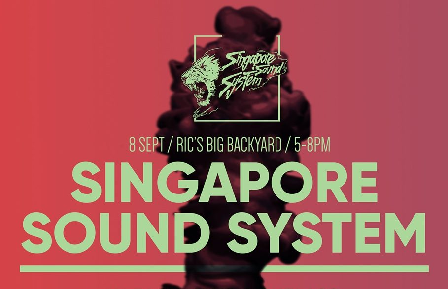 Singapore Sound System takes the stage at BIGSOUND 2016