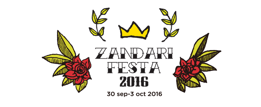 Artists performing at Zandari Festa 2016 give their views on the festival