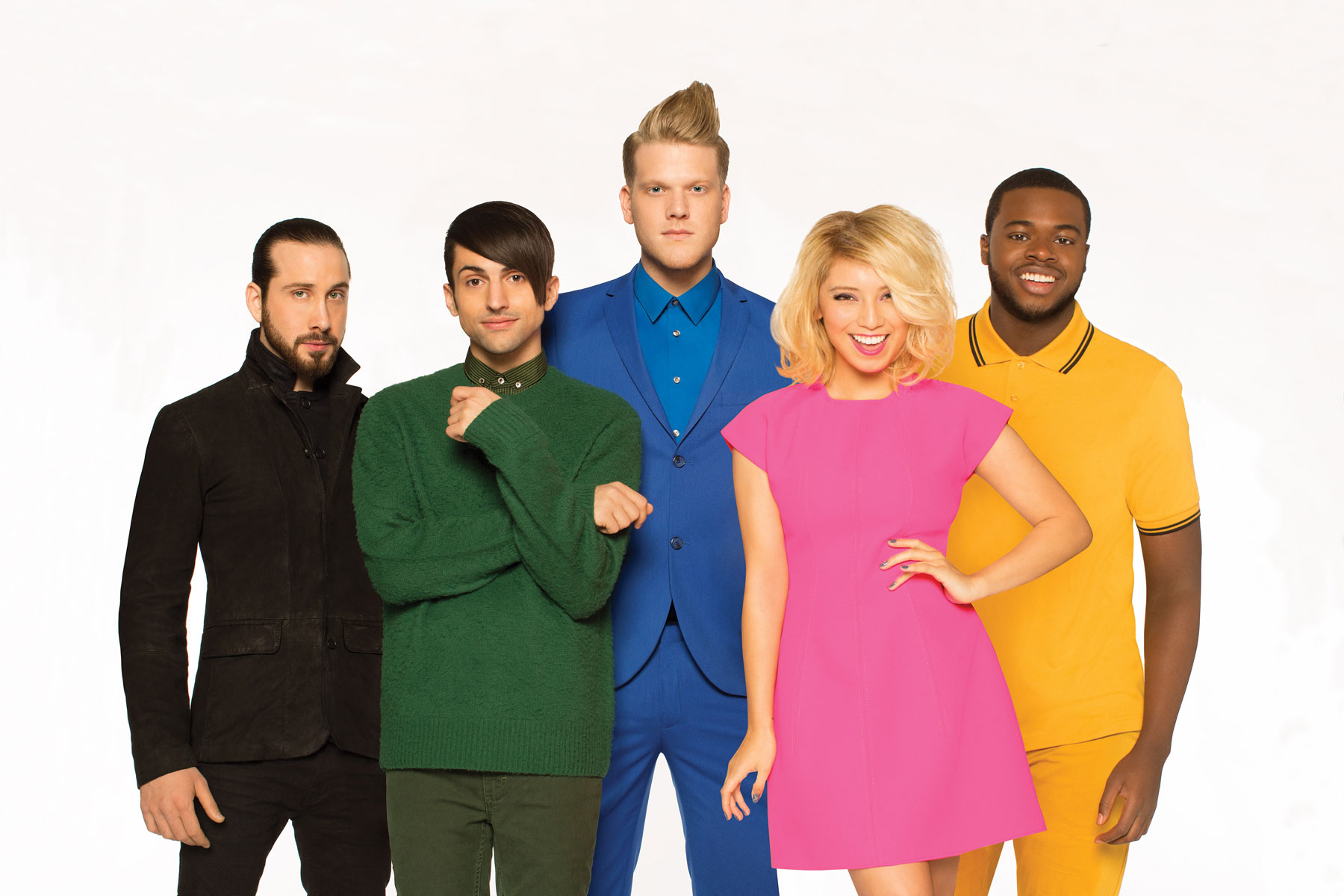 Pentatonix coming back to Manila for their world tour!