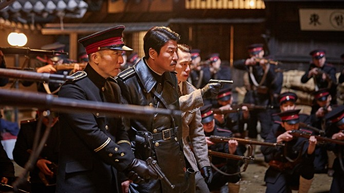 Acclaimed Korean film The Age of Shadows coming to Australian cinemas in November