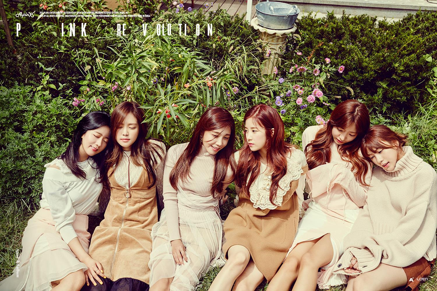 Be Apink's 'Only One' with their newest release