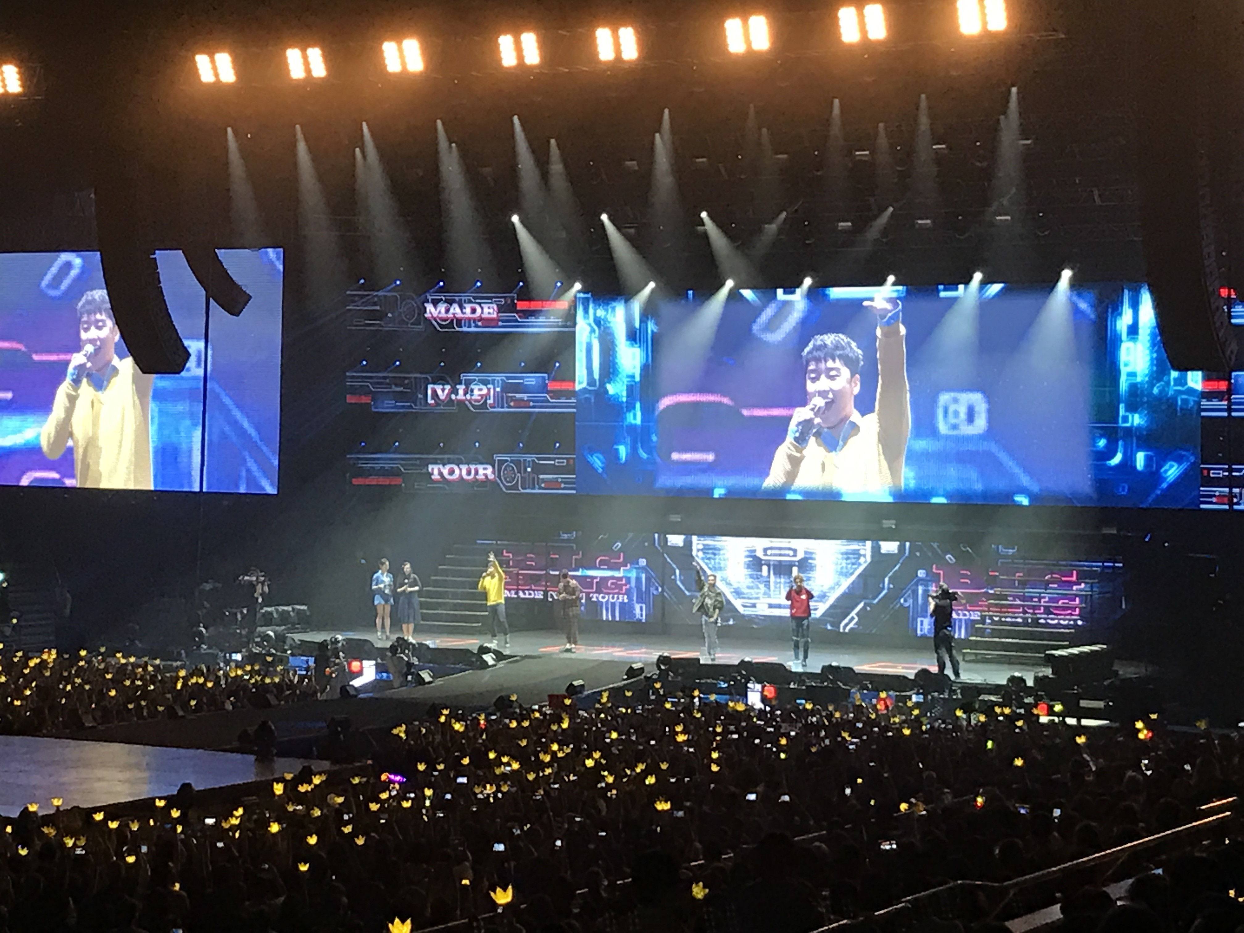 "Live Review: BIGBANG ""MADE V.I.P Tour"" – Singapore Indoor Stadium (02.10.16)"