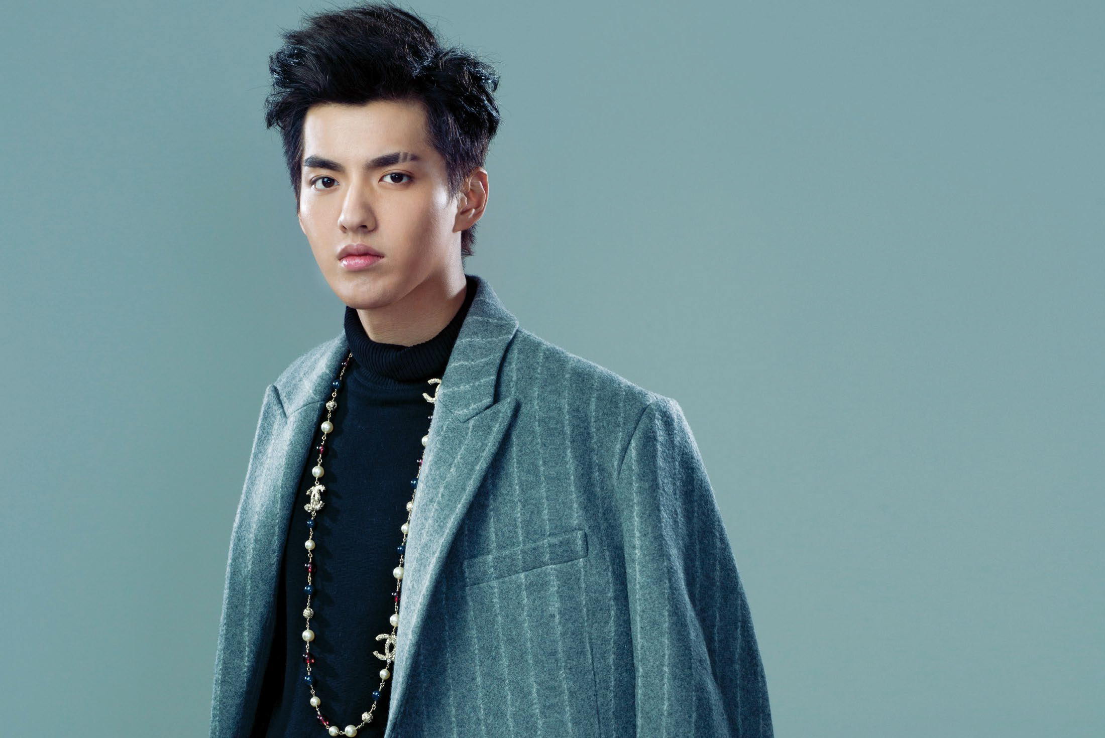 Kris Wu talks about the challenges he encountered filming L.O.R.D