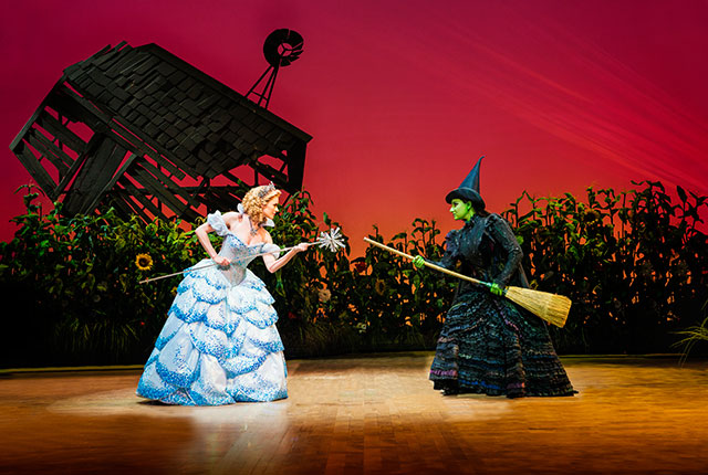Theatre Review: WICKED, The Musical – MasterCard Theatres, Marina Bay Sands Singapore (performances until 20th November)