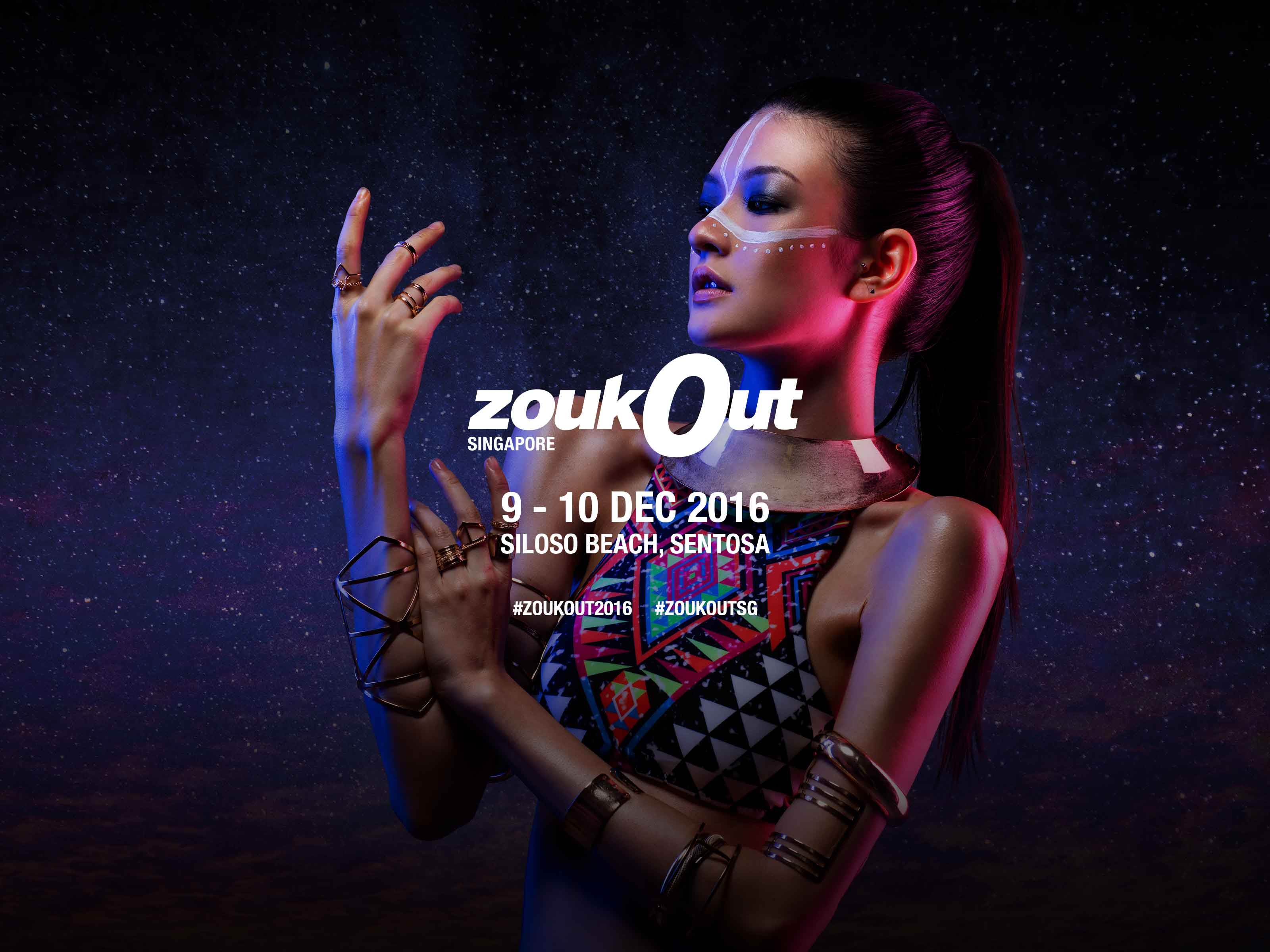 LeNERD, TOKiMONSTA, CyberJapan Dancers and other Asian DJs fill up ZoukOut 2016 lineup