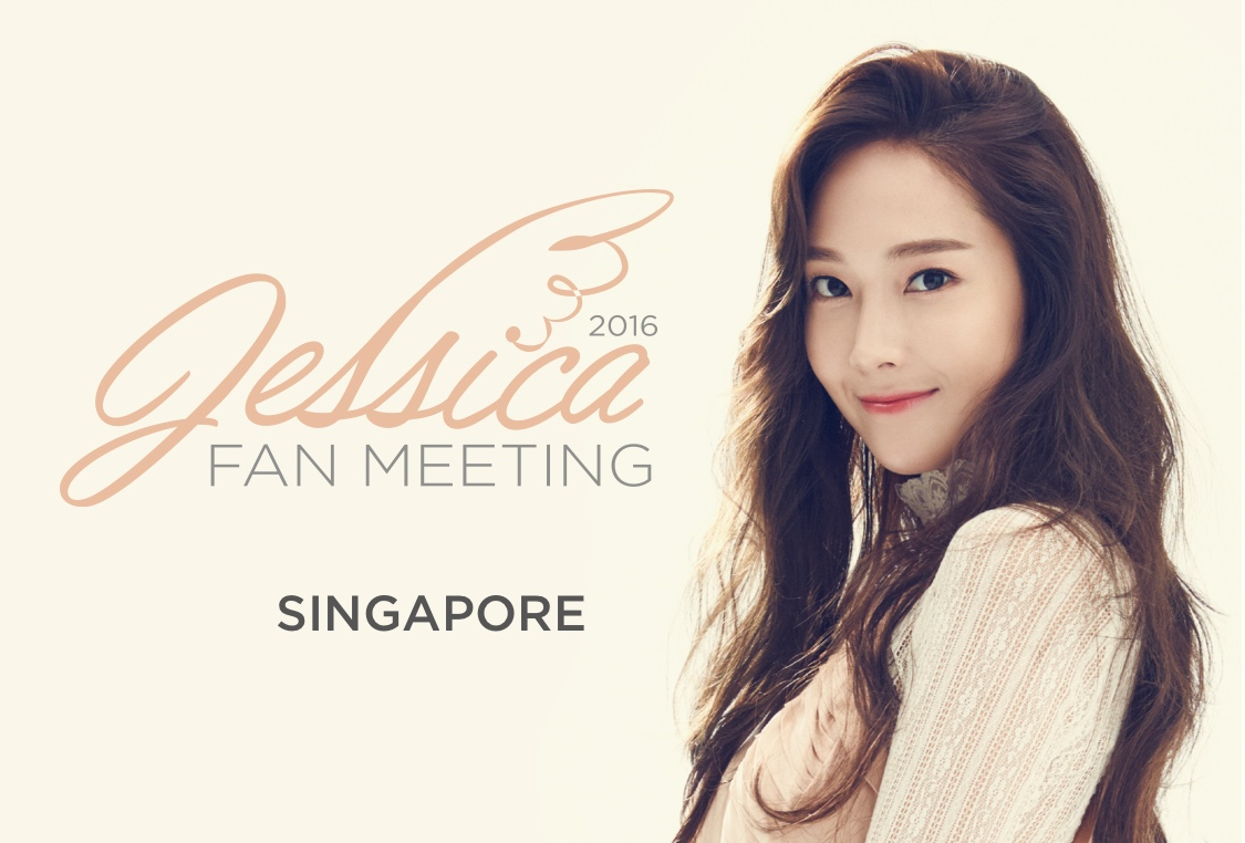 Jessica Jung Kicks Off Asia Tour, Making Stops In Singapore, Shanghai, Jakarta, Manila and Ho Chi Minh City