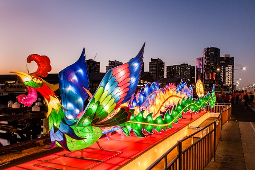Chinese New Year Melbourne Festival 2017
