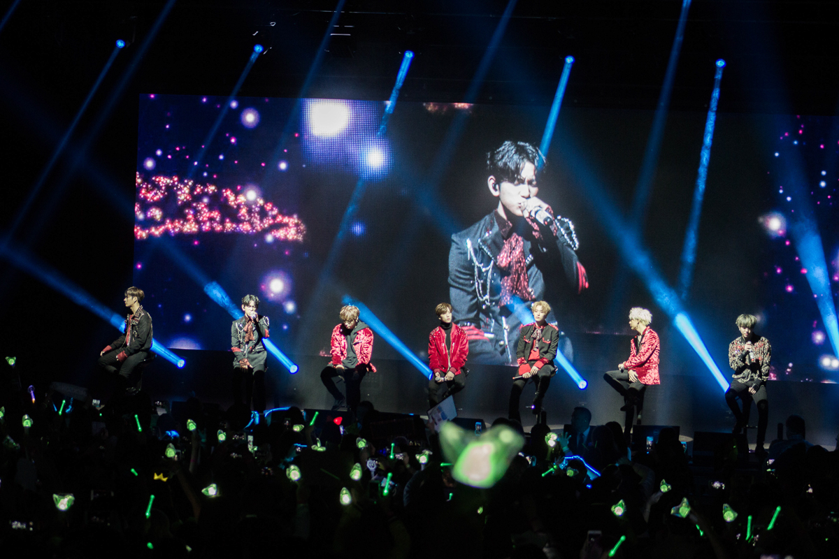 Photo Gallery: GOT7 – Pasadena Civic Auditorium, LA (29.01.17)