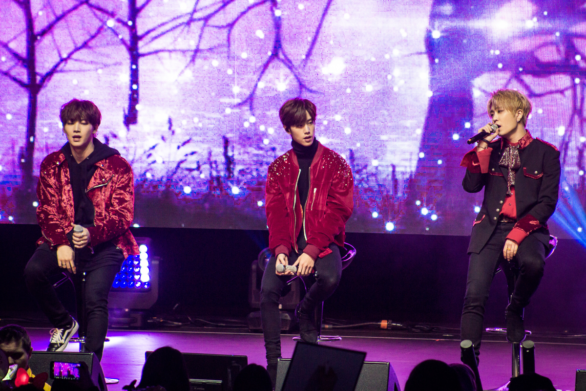 "Live Review: GOT7 ""Turbulence in LA"" – Pasadena Civic Auditorium (29.01.17)"